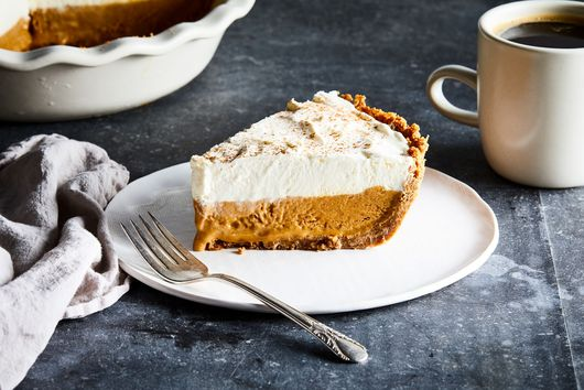 What's Better Than Pumpkin Pie? Pumpkin Cream Pie