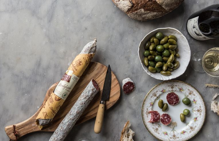 """Why You Should Be Serving Italian """"Tapas"""" at Your Next Party"""