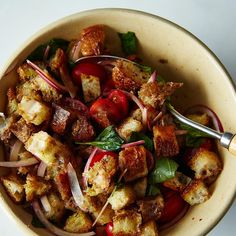 How to Make Panzanella Without a Recipe