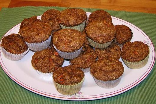 Susan's Health Bomb Muffins