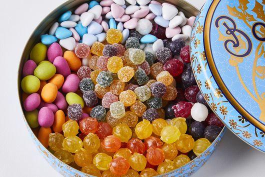 Parisian Candy Gift Tin