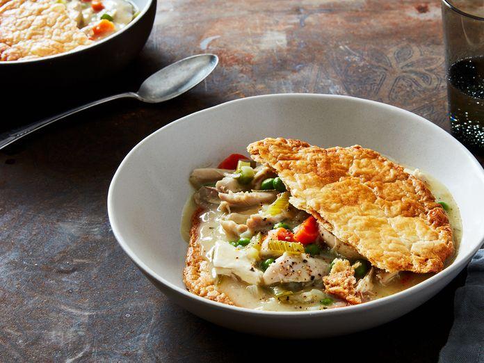 Carla Hall Calls This Chicken Pot Pie a Lifelong Friend