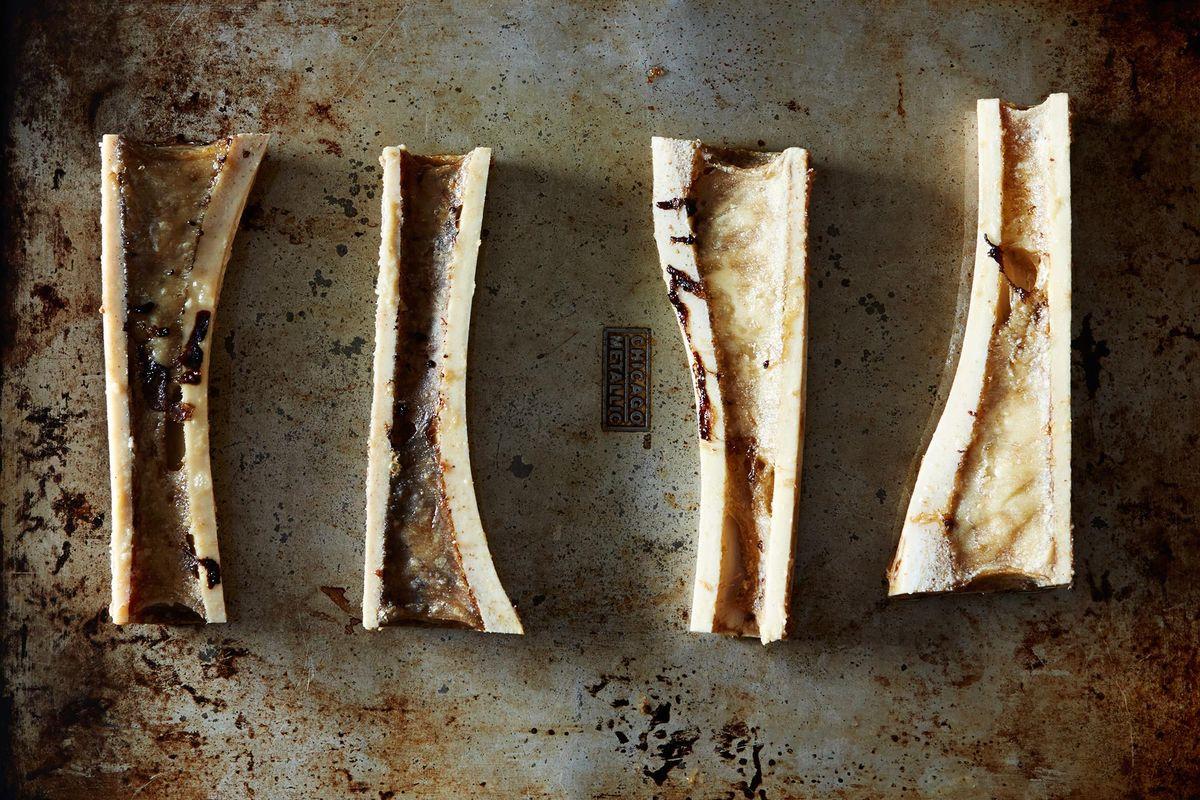 how to eat bone marrow