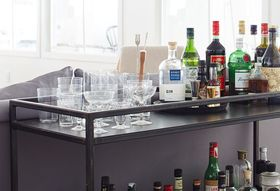 Recipe for a Well-Stocked Bar Cart