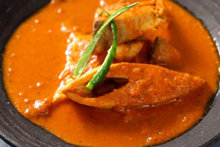 Coastal Kitchen: Goan Pomfret Ambotik