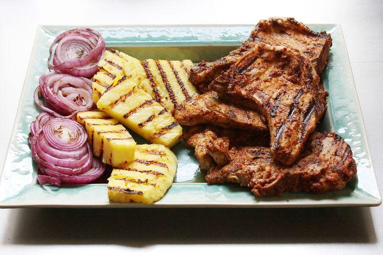 Pork Chops al Pastor