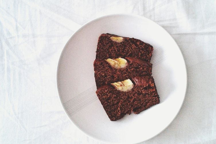 Hawaij Spiced Rye Banana Bread