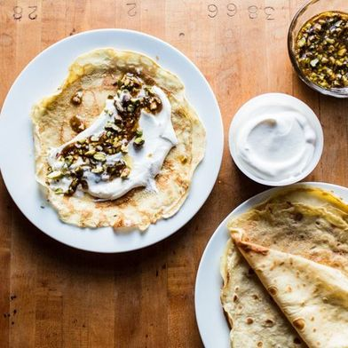 The Fuss-Free Way to Make Crêpes