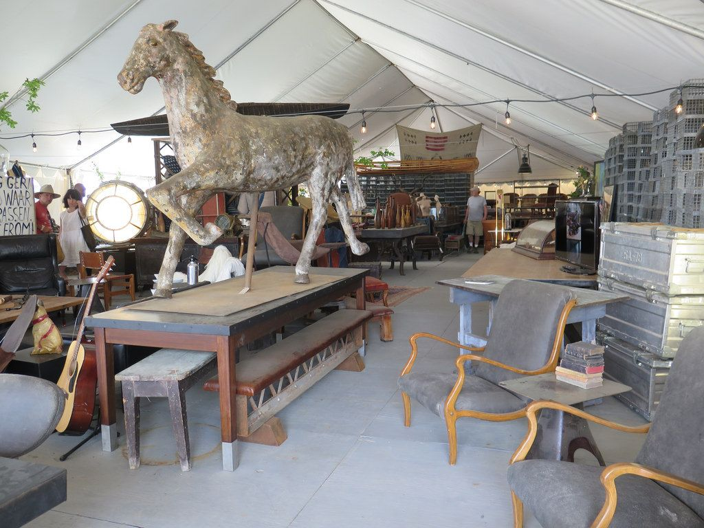 A Guide to Antiquing at Brimfield, Food52