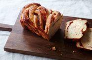 Rhubarb Swirl Bread