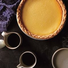 Four & Twenty Blackbirds' Lemon Chess Pie