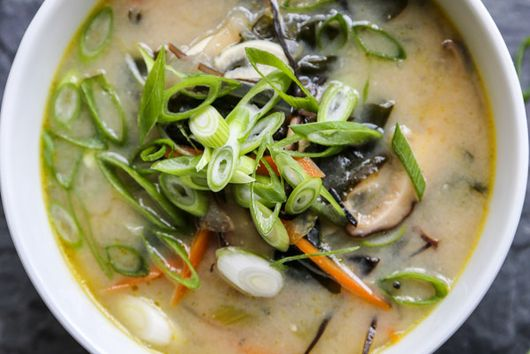 Tastiest Miso Soup