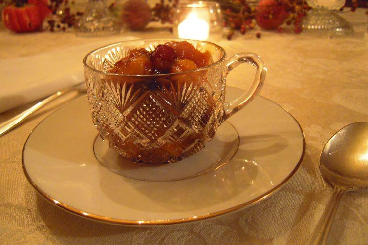 Scandinavian Cold Fruit Soup
