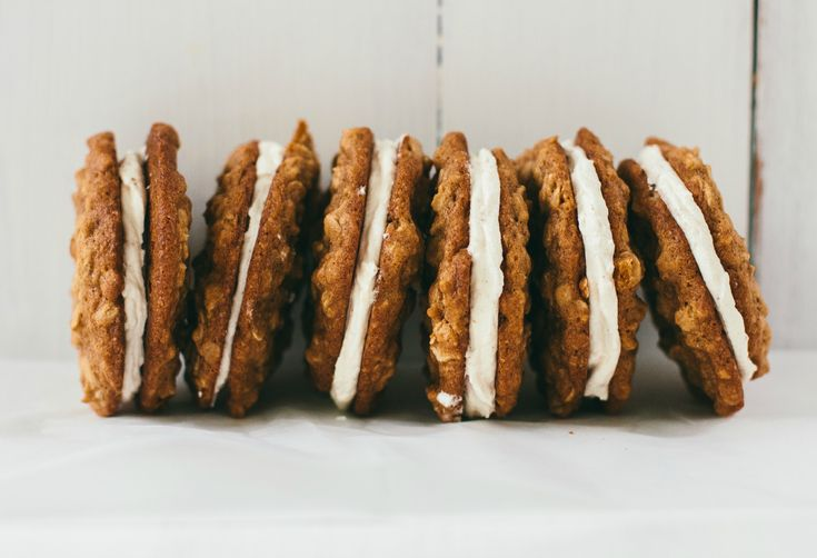 How to Make Homemade Oatmeal Cream Pies