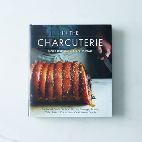 The Fatted Calf Charcuterie Cookbook, Signed