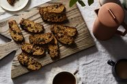 A Tweak To Let Biscotti's Nutty, Fruity Self Shine
