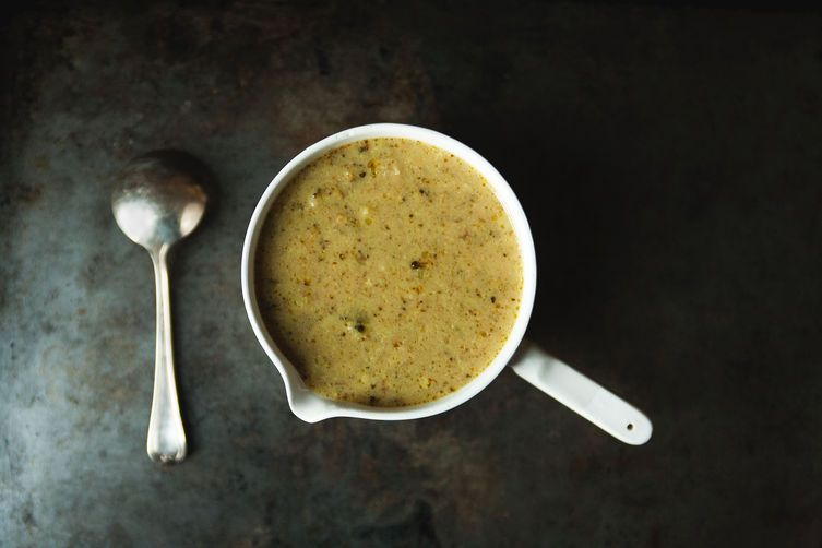 Broccoli, Lemon, and Parmesan Soup on Food52