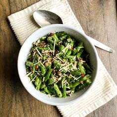 Not your Grandma's Green Beans