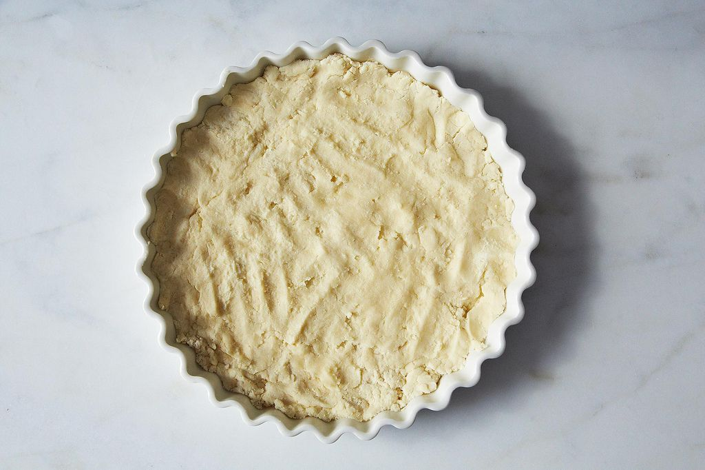 Cindy Mushet's Italian Jam Shortbread Tart (Fregolotta) on Food52.