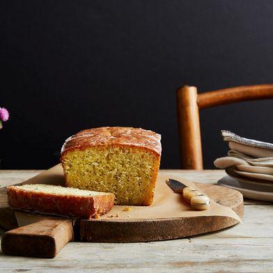 Lemon & Poppy Seed Cake (National Trust Version)