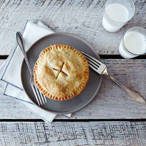 Mini Hidden Quote Pie Plate Set