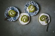 Matcha Swiss Roll