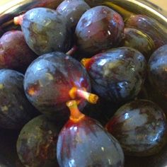 Pumpkin Ale Caramelized Figs