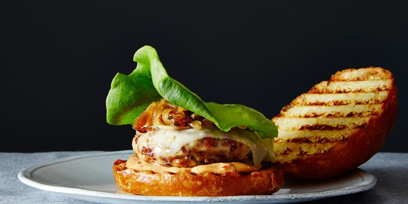 When's the best time to put cheese on a cheeseburger?