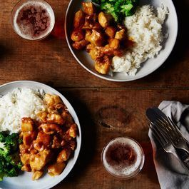 Homemade Takeout: Panda Express-Style Orange Chicken
