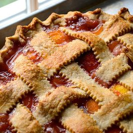 Cooking by Hand and Peach Pie