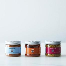 Mediterranean Grilling Spice Collection