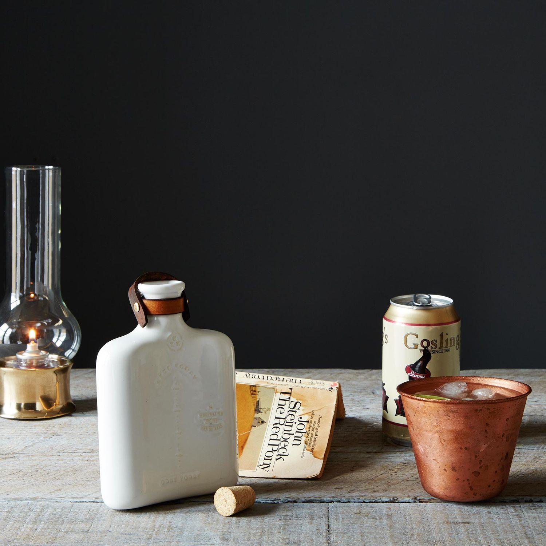 Ceramic Flask On Food52