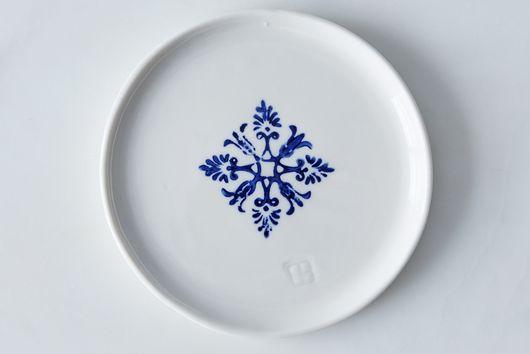 Porcelain Dessert Plates (Set of 4)