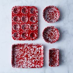 Children's Enamel Bakeware Set