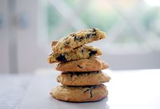 Meet the Love Child of an Almond Croissant & a Chocolate Chip Cookie