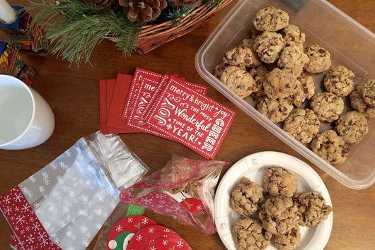 Marian Burros' Cowboy Cookies