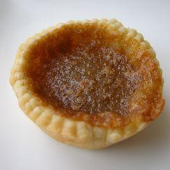 Maple butter tarts