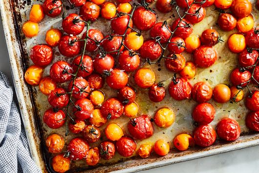 Roasted Cherry Tomatoes From Adeena Sussman