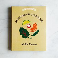 Moosewood Cookbook, Signed Copy