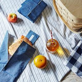 Denim Sandwich Bags (Set of 3)