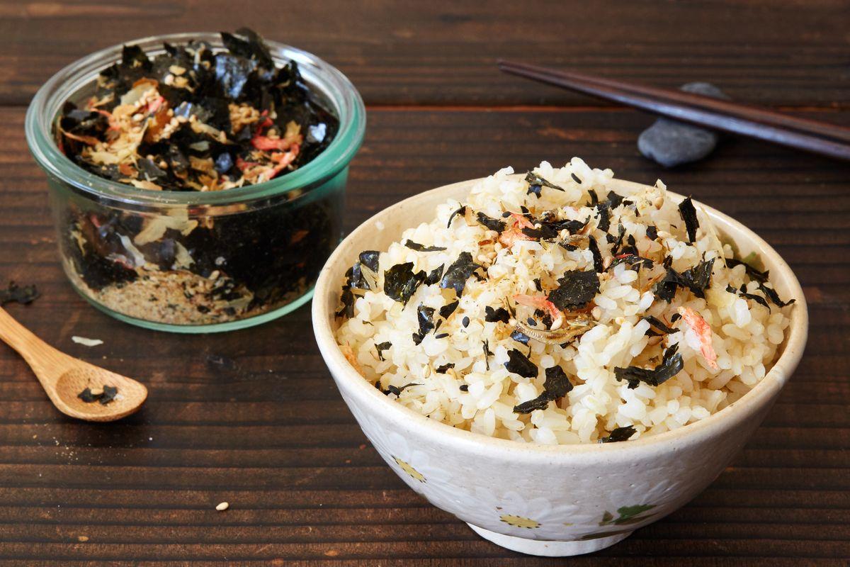 How to Make Japanese Furikake at Home