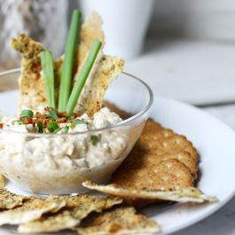 Balsamic Bacon Cream Cheese Dip