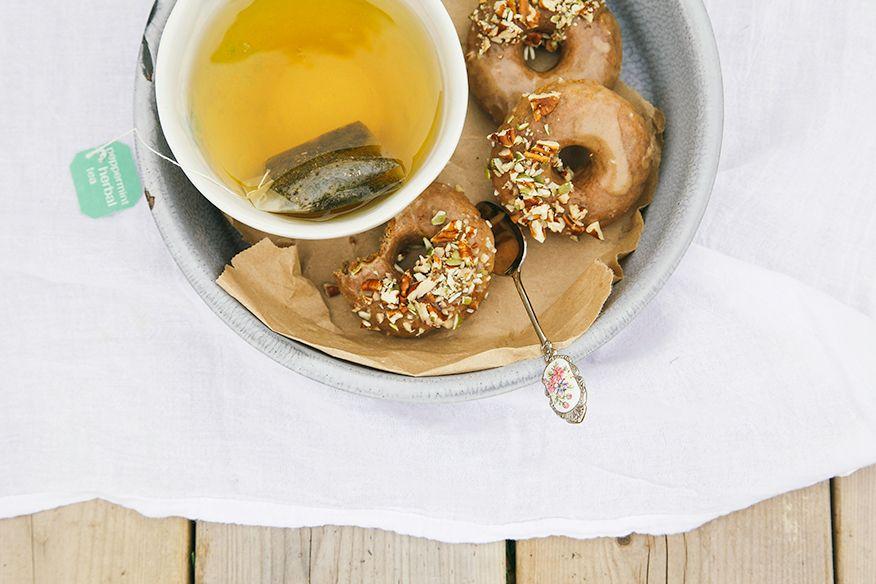 Vegan + GF Doughnuts