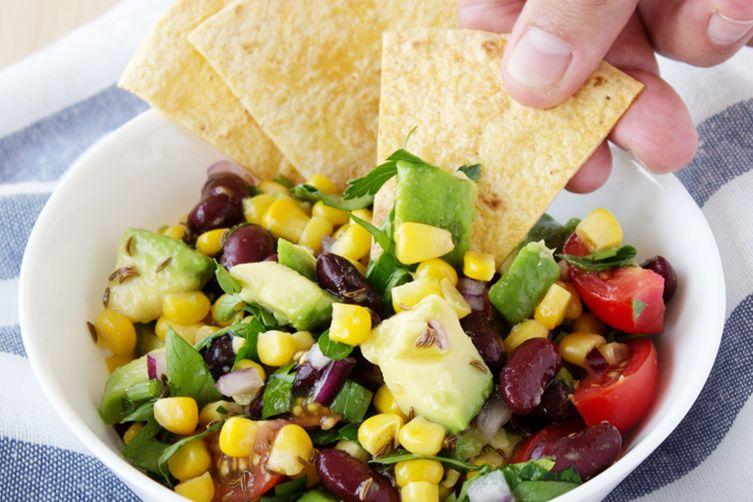... avocado black bean corn salad summer corn avocado black bean salad