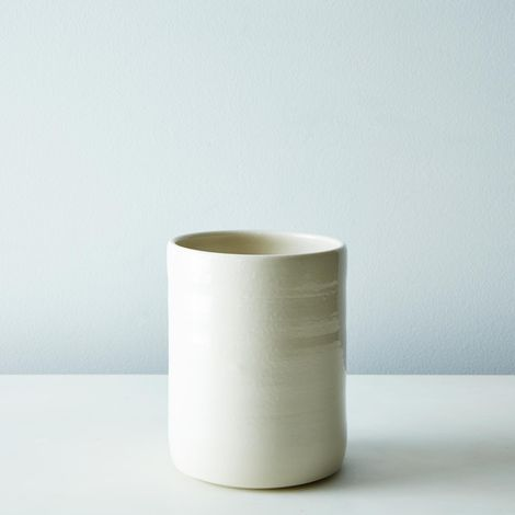 Porcelain Utensil Holder
