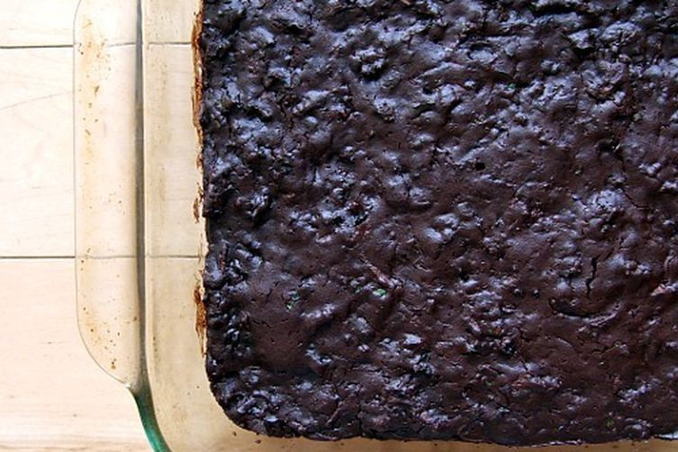 Chocolate Kale Brownies