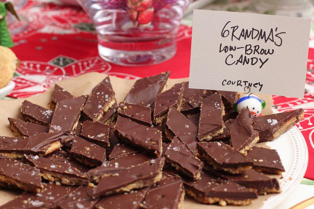 Grandma's Low-Brow Candy on Food52