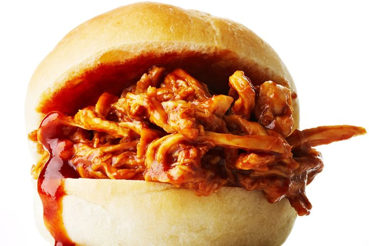Barbecue Chicken Slider