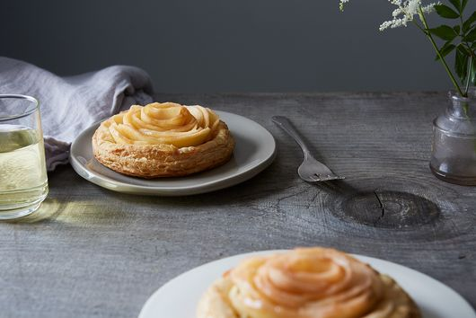 Apple Rose Tartlets