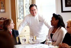 Charlie Trotter Dies at 54; Chef Made Chicago a Must